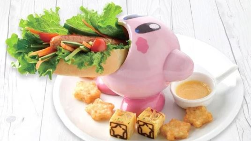 Check Out These Themed Treats At The Kirby Café In Japan