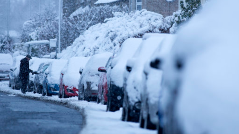 Another Storm Will Dump Eight Inches Of Snow On The UK Tonight