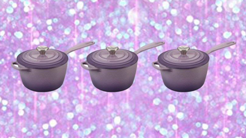 ​Le Creuset Is Having A Huge Sale On Lavender Cookware