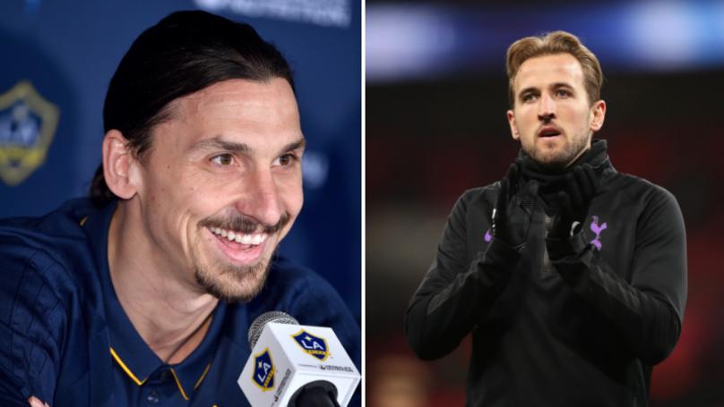 Zlatan Ibrahimovic Says Harry Kane Needs To Leave Spurs