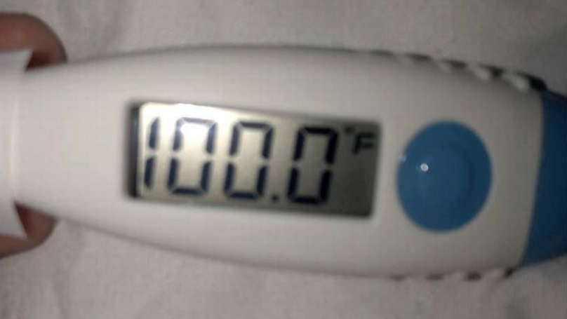 Boyfriend Freaks Out After Mistaking Girlfriend's Thermometer For Positive Pregnancy Test