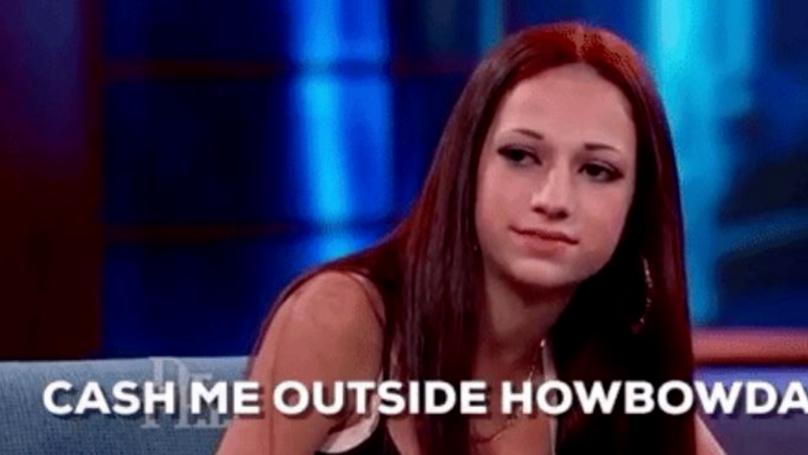 'Cash Me Ousside' Meme Girl Goes In On Kylie Jenner