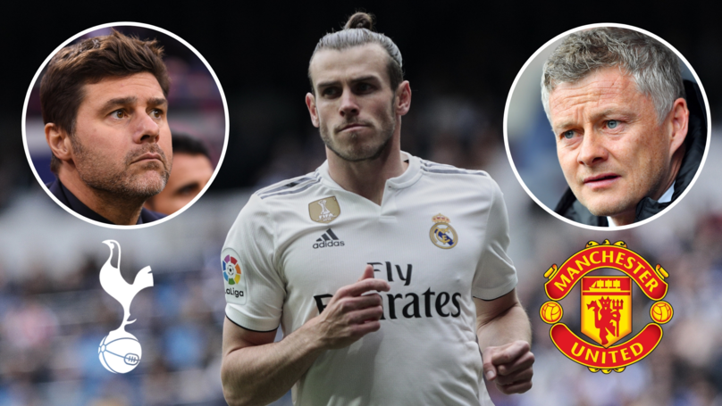 Manchester United Might Not Be 'Right For Gareth Bale, But Spurs Would Be'