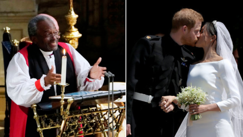 American Bishop From Royal Wedding Speaks Out After Becoming Internet Sensation