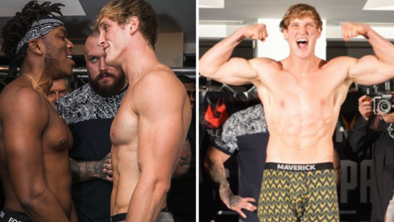 Logan Paul And KSI Fight Ends In Draw