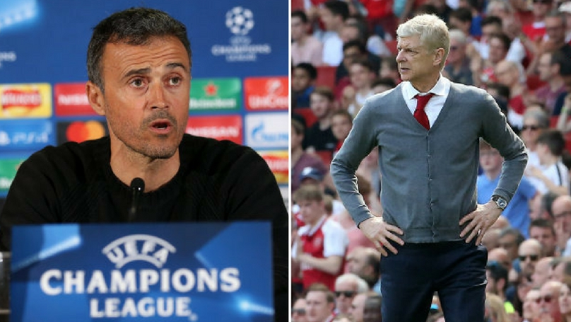 Arsenal Locked In Advanced Negotiations With Luis Enrique To Be Wenger Replacement