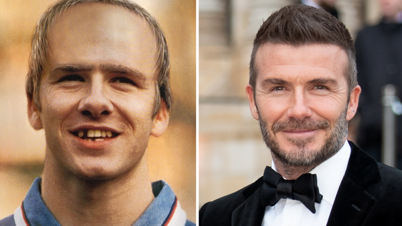 Magazine Predicted What David Beckham Would Look Like In 2020