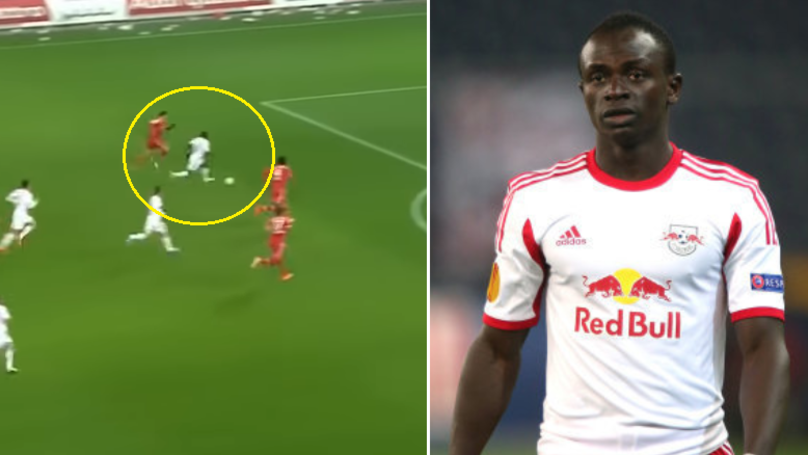 Sadio Mane's Performance Vs. Bayern Munich In 2014