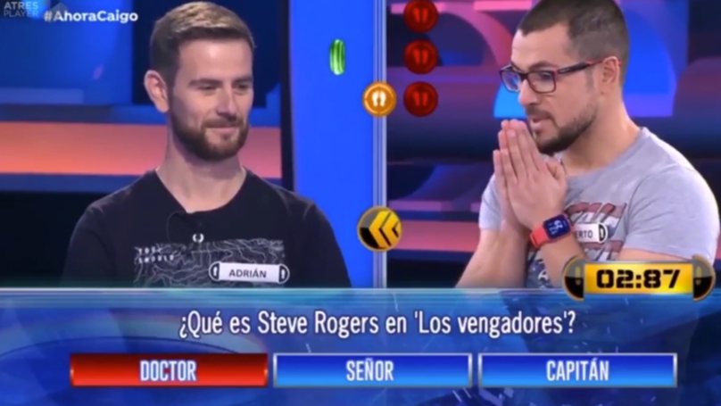 TV Quiz Contestant Gets Answer Wrong Despite Answer Being On T-Shirt