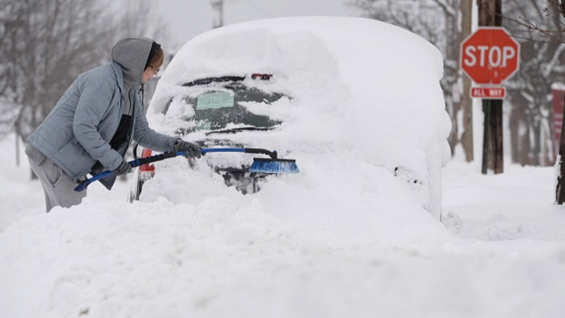 The US And Canada Suffer Hardest Cold Snap In 24 Years