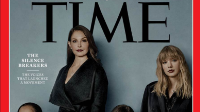 TIME Explain The Mysterious Woman On Their 'Person of the Year' Cover