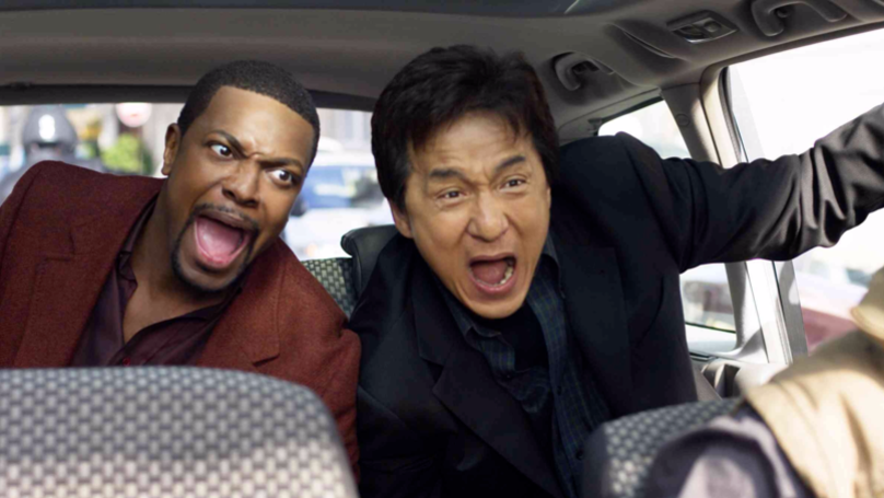 Chris Tucker Talks About How Rush Hour 4 Is Coming Along