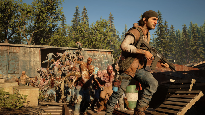 PS4 Exclusive 'Days Gone' Will Feature Six Hours Of Cutscenes