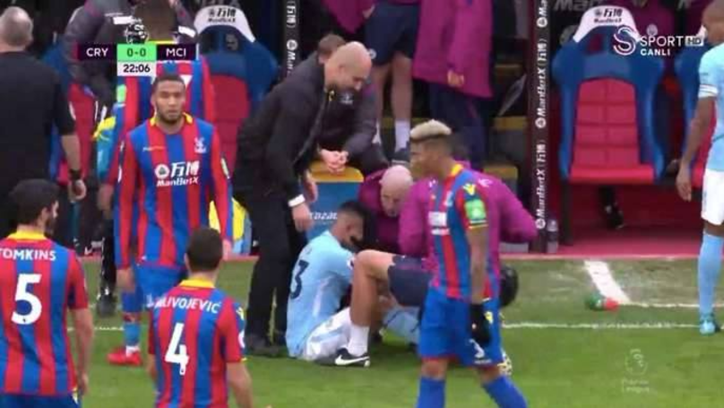 Gabriel Jesus Leaves Pitch In Tears With Potential World Cup Ending Injury