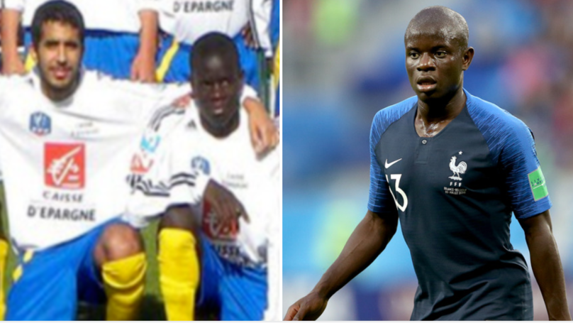 N'Golo Kante's Journey To The World Cup Final Is Well And Truly Special