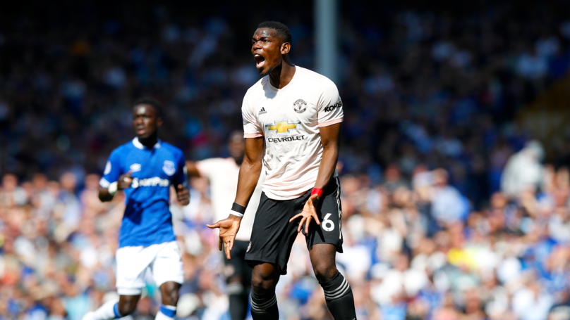 Paul Pogba Calls Out Manchester United Teammates For Everton Horror Show