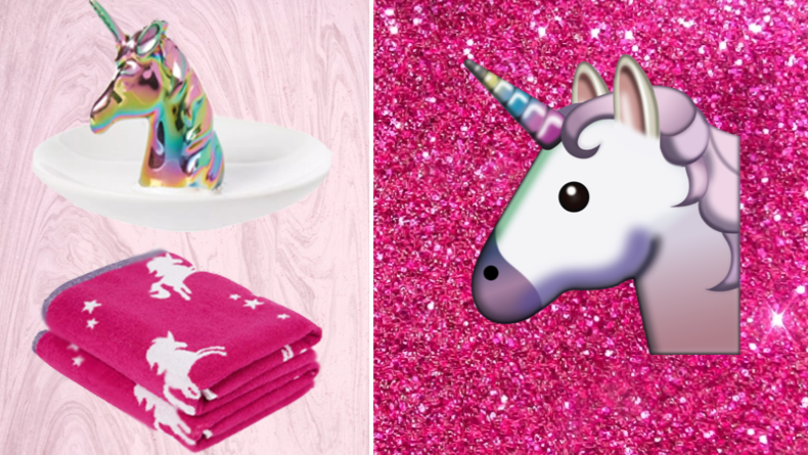 Asda S Launched Even More Unicorn Homeware And It All So Dreamy