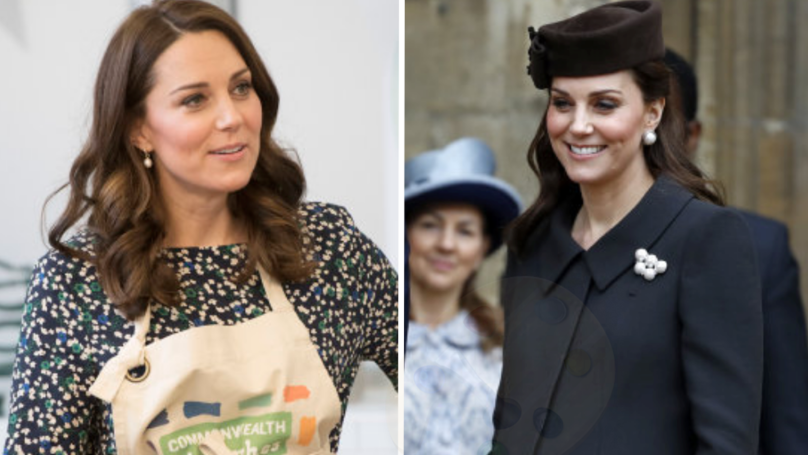 BREAKING: Kate Middleton Admitted To Hospital For Birth Of Third Child