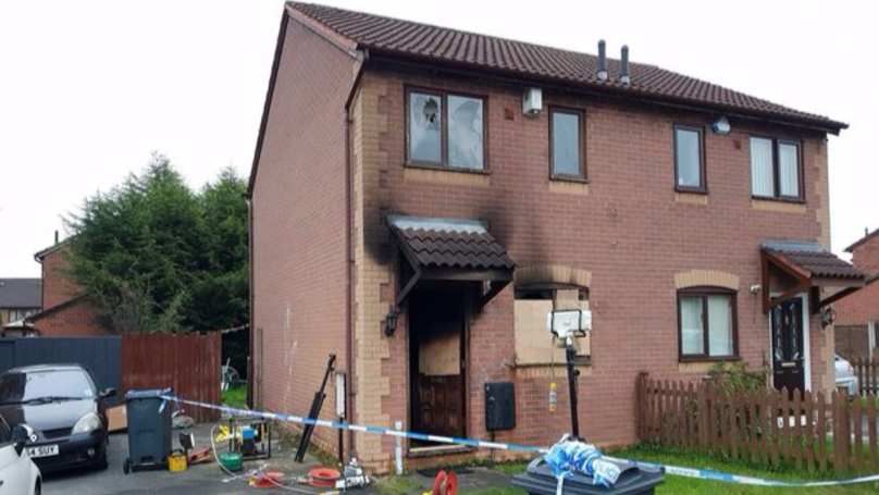 ​Devastating Scenes Emerge From Inside House Where 200-Shot Firework Killed Dad