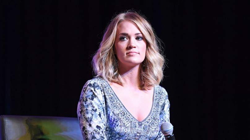 Photograph Of Carrie Underwood Appears Online After She Warned Fans She 'Might Look Different'