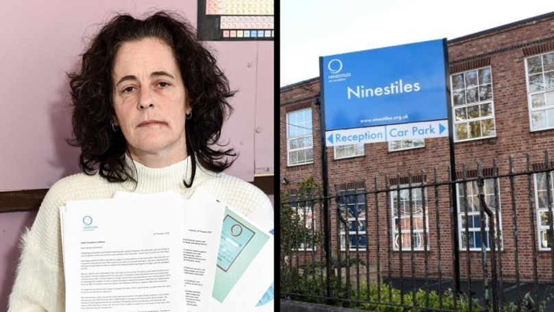 Mum Removes 15-Year-Old Son From School Because Of 'No Talking Policy' Between Lessons