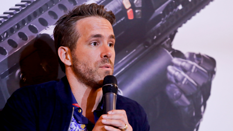 Ryan Reynolds Opens Up About Struggles With Anxiety