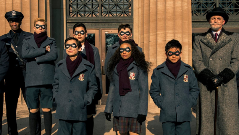 ​Netflix Confirms Umbrella Academy Season 2
