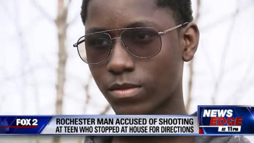 ​Black Teen Knocks On Door To Ask For Directions, Only To Get Reportedly Shot At