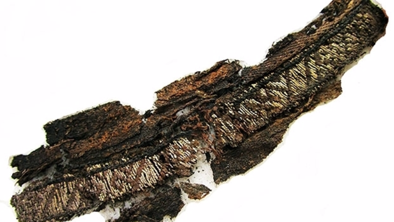 Viking Burial Clothes Found With The Word 'Allah' Woven Into Them