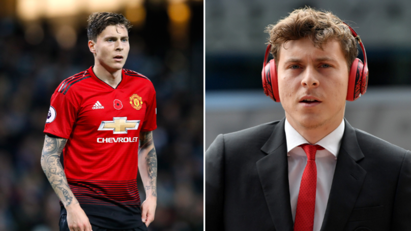 "Victor Lindelof's Agent Says ""Great European Club"" Want To Sign Him From Manchester United"