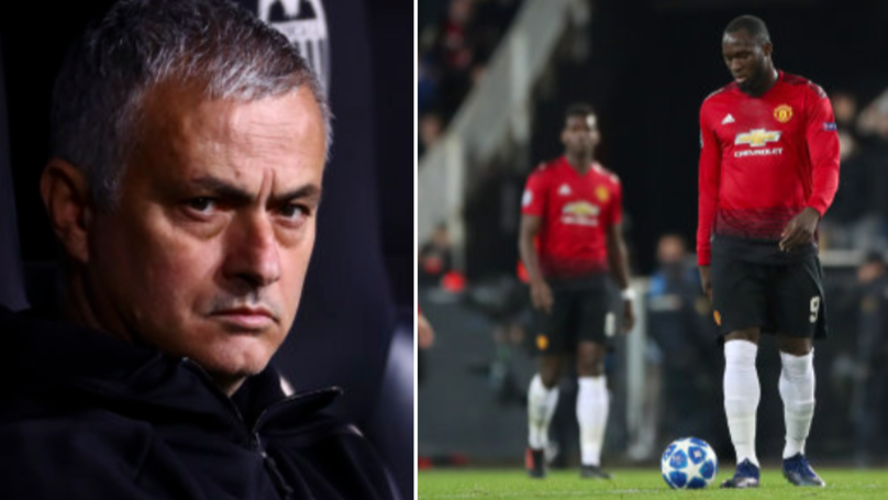 Manchester United Fans Furious After Player 'Likes' Post Slating Team