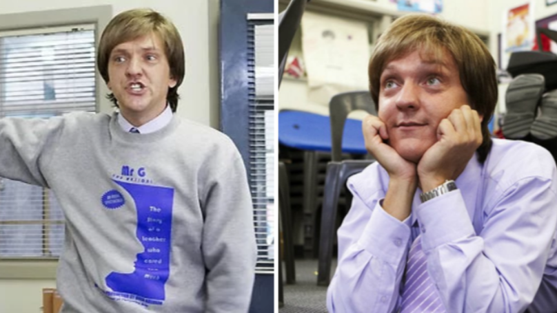 THROWBACK: To The Iconic Moment When Mr G Quit In Summer Heights High