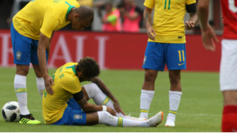 Neymar Slams Austria's 'UFC' Tactics After Brazil Win