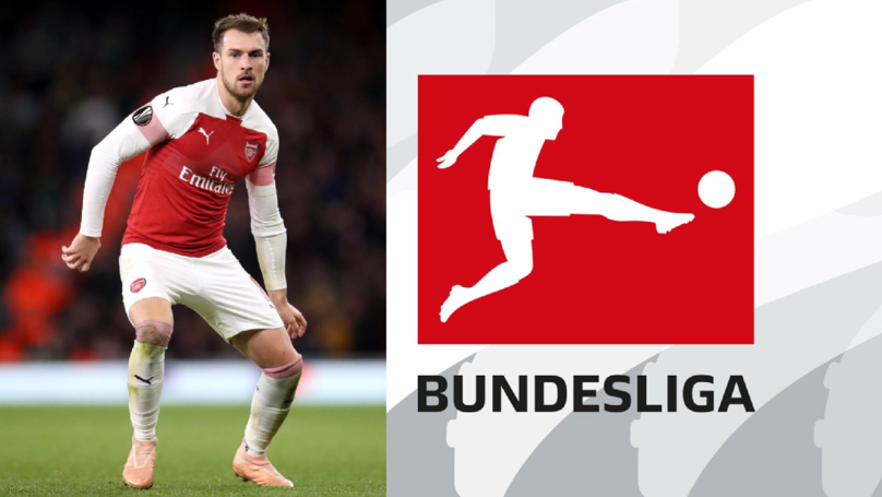 Aaron Ramsey Closing In On Bundesliga Move
