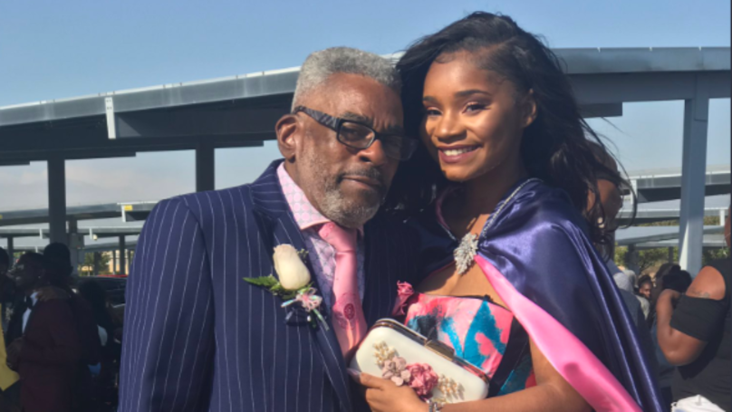 Grandad Takes Grandaughter To Prom Because She Didn't Have A Date
