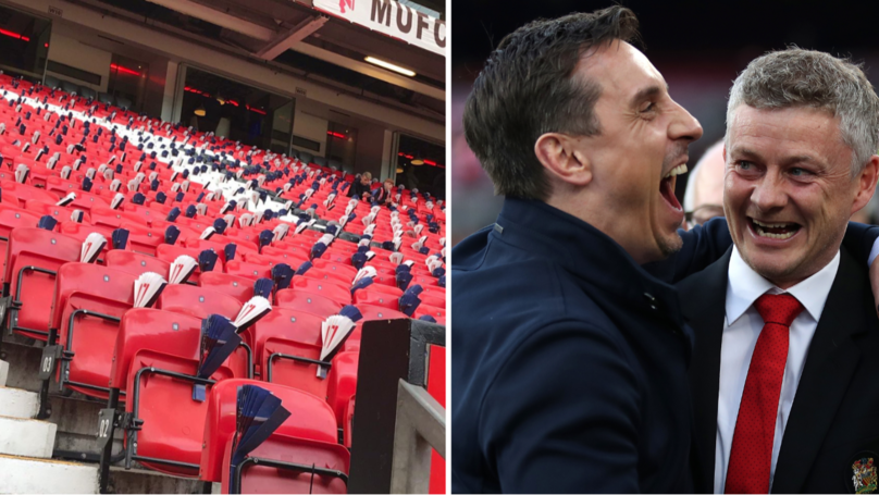 Manchester United Place Clappers On Seats At Old Trafford