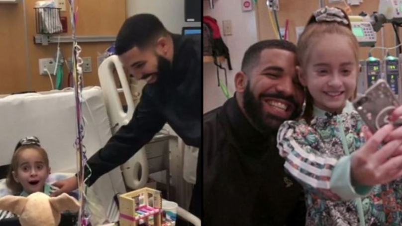 Heart Transplant Patient Who Was Visited By Drake Reveals The Pair Text Regularly