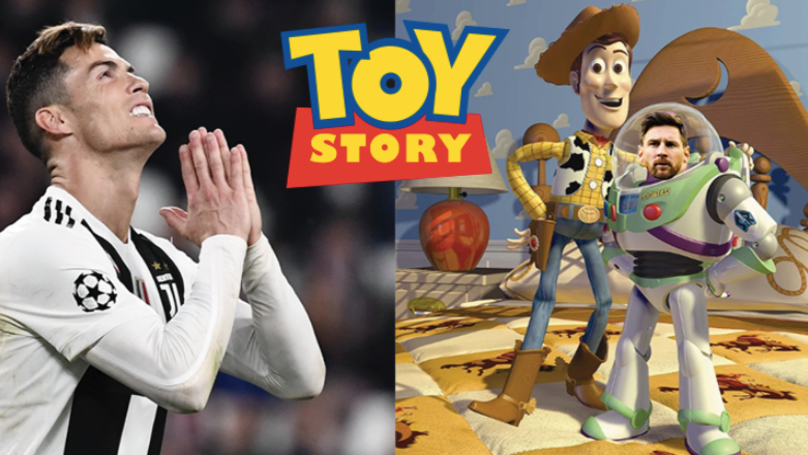 Toy Story Stopped Cristiano Ronaldo And Juventus Winning The Champions League