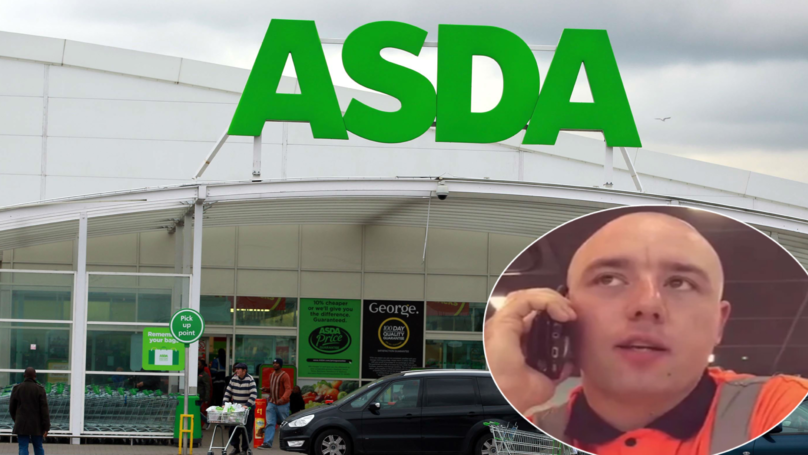 Prankster Tricks Asda Worker Into Saying 'Tesco Is Cheaper' Over Store Speaker