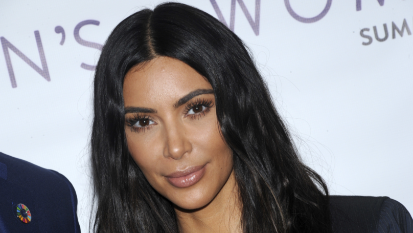 ​Kim Kardashian Sparks Controversy (Again) By Getting North To Take Topless Photo Of Her
