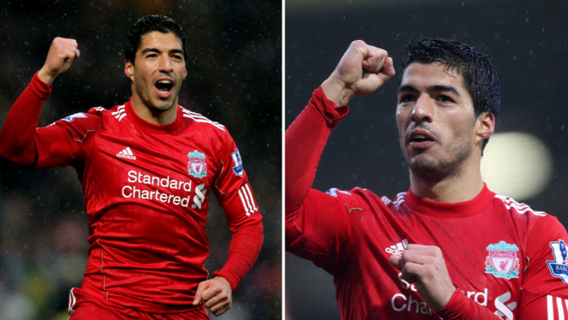 Liverpool Manage To Dampen Norwich's Promotion Party With Luis Suarez Video