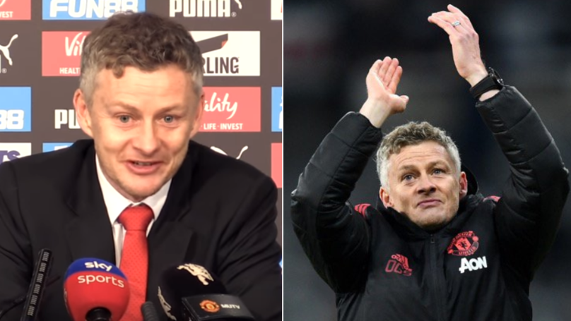 Ole Gunnar Solskjaer: 'I Don't Want To Leave' Manchester United