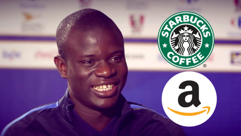 N'Golo Kante Pays More Tax Than Amazon And Starbucks Combined After Refusing Offshore Account