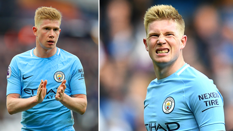 Manchester City Confirm Kevin De Bruyne Will Be Out For 'Around Three Months'