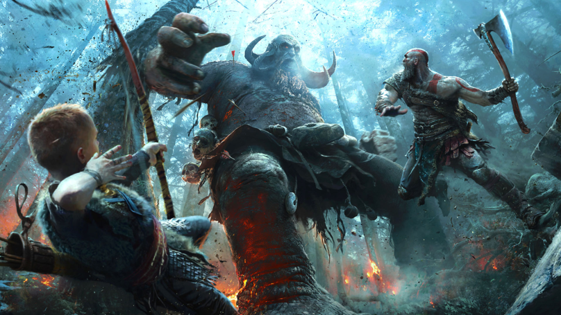 'God Of War' Celebrates One Year Anniversary With Free Stuff