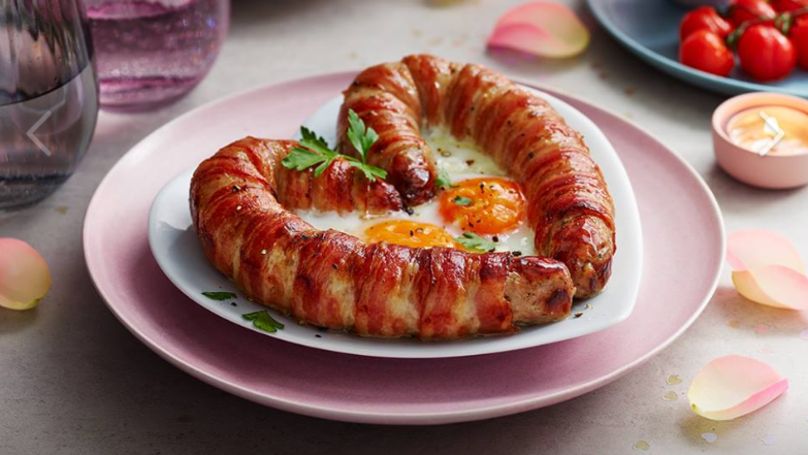 M&S Is Selling A Heart-Shaped Love Sausage For Valentine's Day