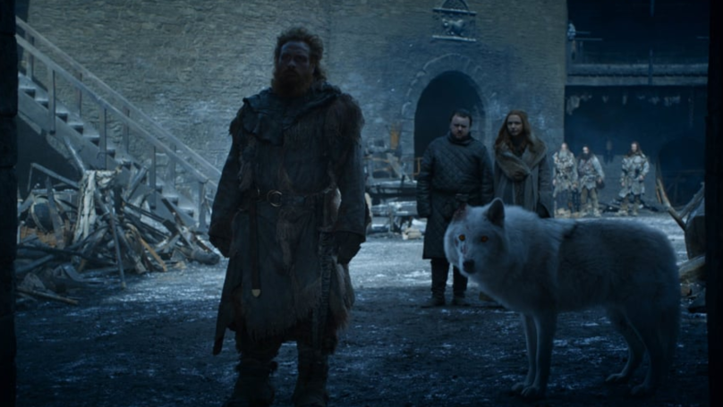 Australian Federal Police Trolls Jon Snow For Leaving Ghost In Game Of Thrones