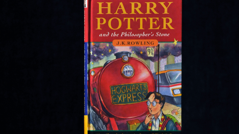Rare Harry Potter Book Expected To Sell For £30,000