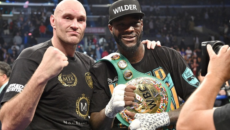 Fury Vs Wilder: Boxing Greats Split After Fight Declared A Draw