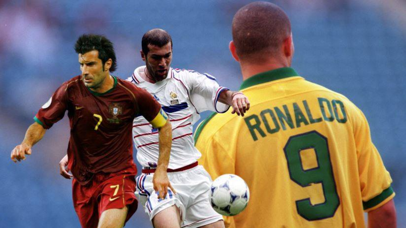 Fans Vote For The Greatest 90s XI And It's Pure Magic